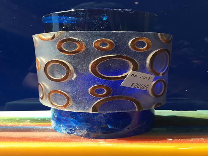 Kiwi Jewelry Bracelet – $280.00